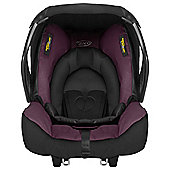 Graco Junior Group 0+ Car Seat, Plum