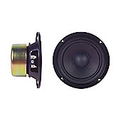 51/4ö 60W Shielded Bass/Mid Woofer