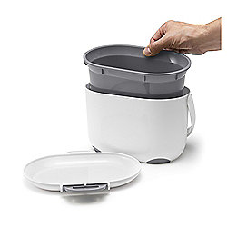 Addis 3L White Food Caddy