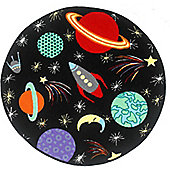 Space Rugs - Night Sky 100 cm