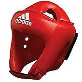 Adidas Boxing Rookie Headguard Red Medium
