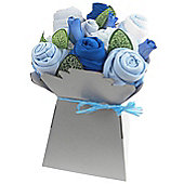 Baby Boy Clothes Bouquet Arrangement