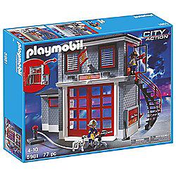 Playmobil 5981 Fire Station