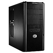 Cooler Master Elite CBID 850740 Mid Tower Chassis Black