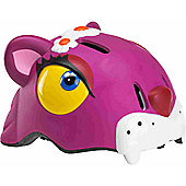 Crazy Stuff Childrens Helmet: Chesire Cat S/M.