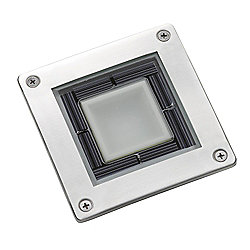 The Solar Centre Limited Solar Square Decking Light