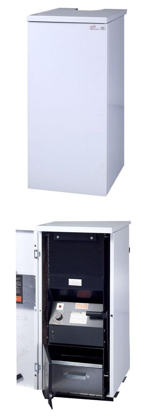 Trianco TRG80 Gravity Fed Solid Fuel Boiler 23kW