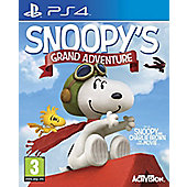 Snoopys Grand Adventure PS4