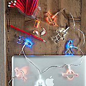 Spaceman Battery Operated LED Fairy Lights