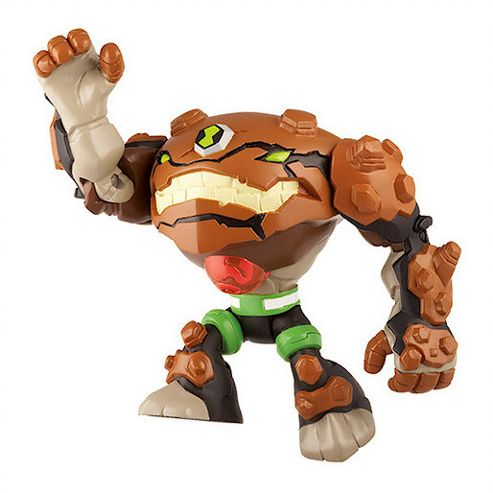 Ben 10 Omniverse Alien Collection -Super Gravattack