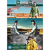 Breaking Bad - Series 1- 3