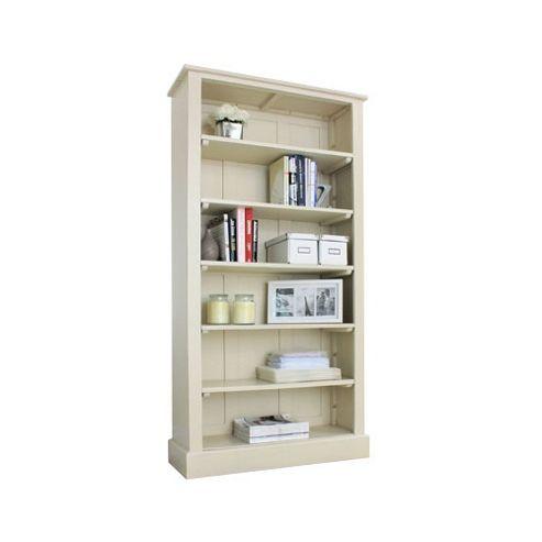 Cadence Solid Mahogany Tall Bookcase