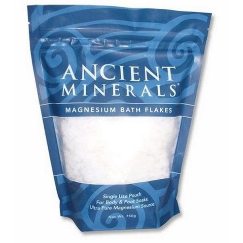 Ancient Minerals Magnesium Flakes 750g Salts