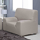 Elainer Home Living Carla 1 Seater Sofa Cover - Beige