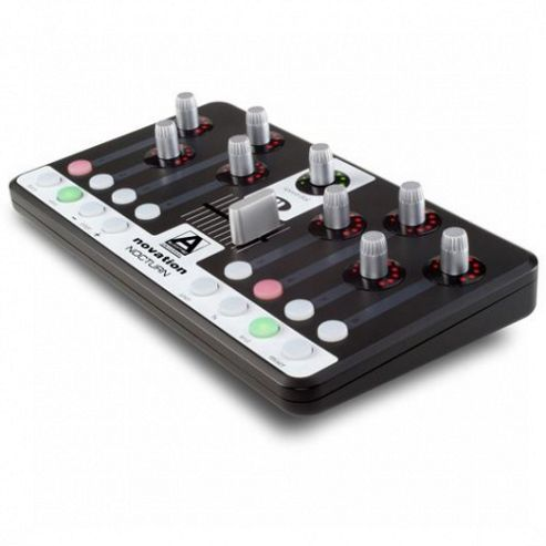 Novation Nocturn Control Surface