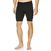 Speedo Endurance®+ Monogram Shorts - Black