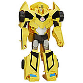 Transformers Robots in Disguise Hyper Change Bumblebee Figure