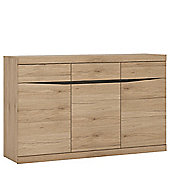 Summer 3 Door 3 Drawer Sideboard