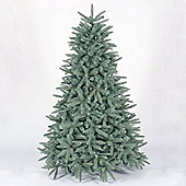 6ft Louise Fir Blue Hook-On PE with 1043 Tips