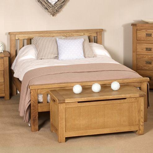 Elements Woodville Bed Frame - King (5')