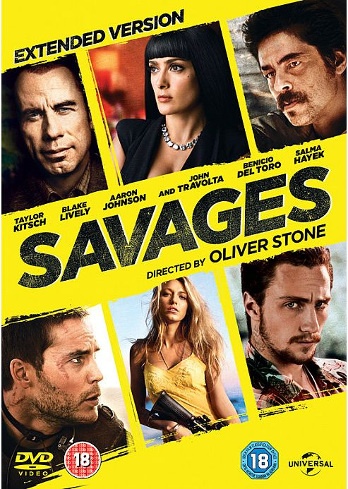 Savages (DVD)
