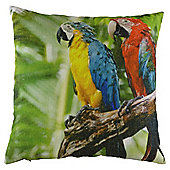 Carnival Parrot Cushion