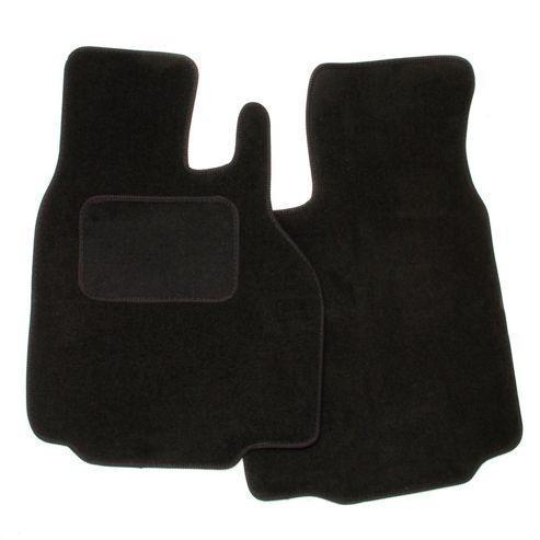 Tailored Car Mat Set (Black) Porsche Boxster 987 04> (2 Pc)