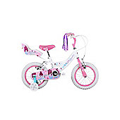 "Sonic Princess 14"" Girls Junior Bicycle"