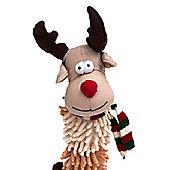 Animate Reindeer Christmas Noodle Squeaky