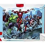Avengers, Boys Wallpaper Mural