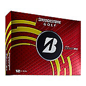 Bridgestone Mens Tour B330-RX Golf Balls (2014) in White