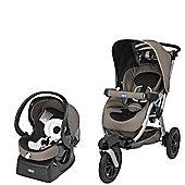Chicco Activ3 Stroller (Beige)