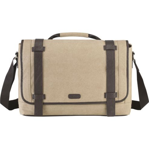 Targus City Fusion Messenger Bag (Beige) for 16 inch Laptops