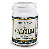 Cytoplan Wholefood Calcium 60 Capsules