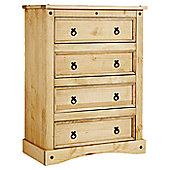 Elements Monterrey 4 Drawer Chest