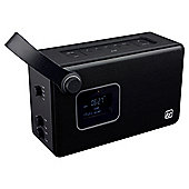 KitSound Air DAB Radio, Black
