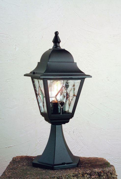 Elstead Lighting Norfolk Pedestal Lantern