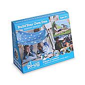 Pl-ug Canopy Den Kit