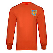 Holland 1968 Home LS Shirt - Orange