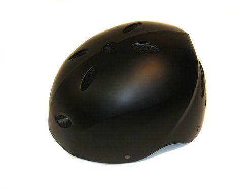 Adult Helmet Black Matt 58-61cm
