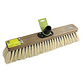 "National Trust 18"" Dual Fill Driveway Broom Head"