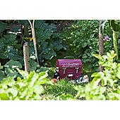 Burgon & Ball Tool & Tuck Box Burgundy
