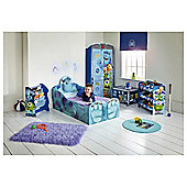 Monsters University Feature Toddler Bed