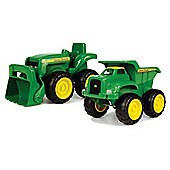 John Deere Mini Tractor Dump
