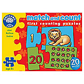 Orchard Toys Match & Count First Counting Puzzles