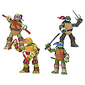 Teenage Mutant Ninja Turtles Action Figures 4 Pack