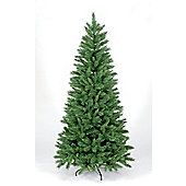 Snowtime New Duchess Slim Spruce Chirstmas Tree - 120 cm H