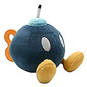 "Official Nintendo Mario Plush Series Stuffed Toy - 6"" Bob-omb"