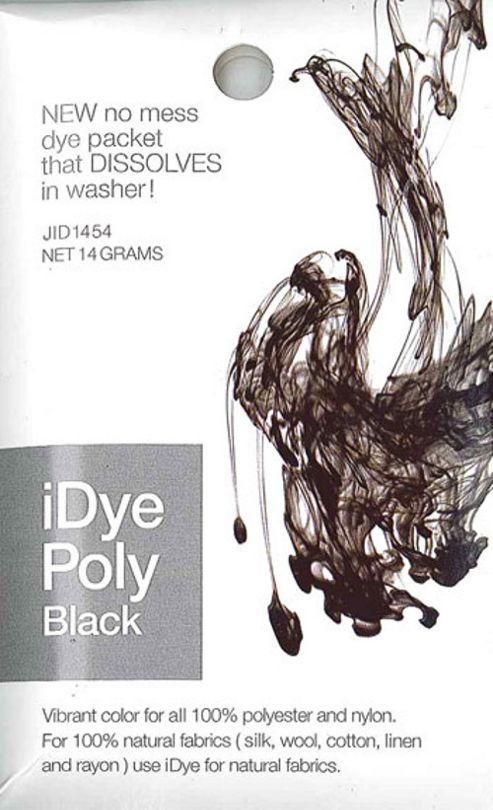 iDye - Poly Black