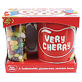 Jelly Belly Very Cherry Mug Set